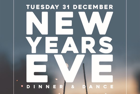 New Years Eve Dinner Dance